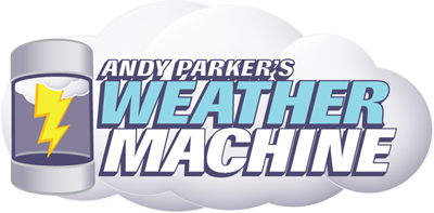 Andy Parker's Weather Machine Logo